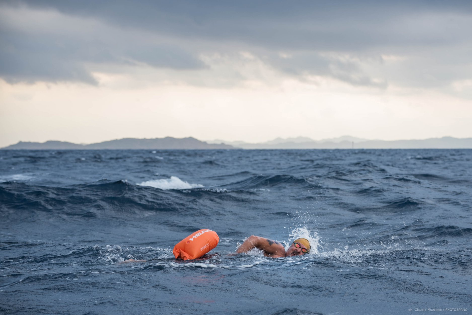 Join one of the most challenging swimming race of the world!