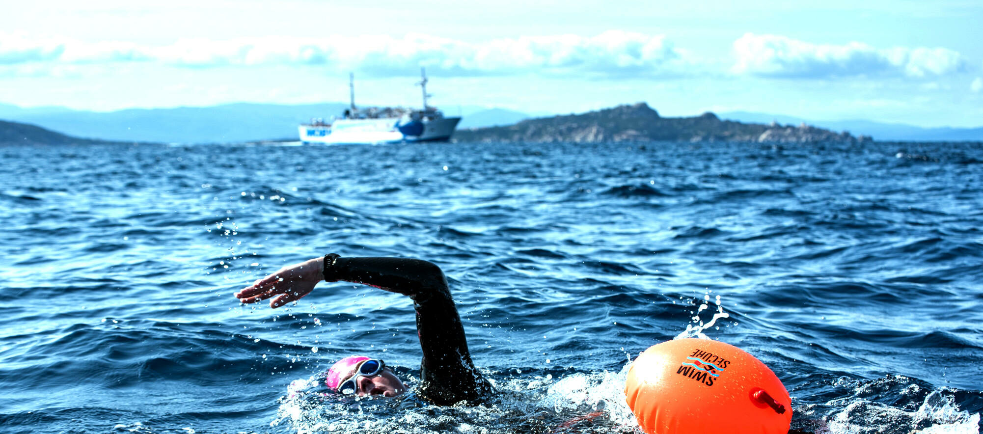Strait of Bonifacio -  Open Water Swim Race 2020